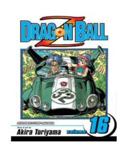 Dragon Ball Z Vol 16