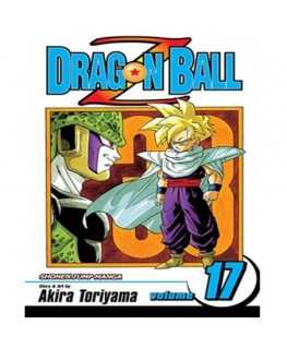 Dragon Ball Z Vol 17