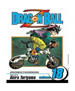 Dragon Ball Z Vol 18