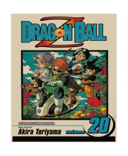 Dragon Ball Z Vol 20