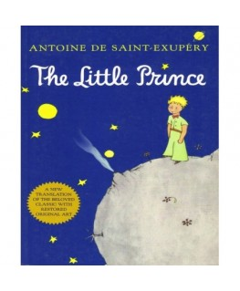 The Little Prince Paperback Picturebook