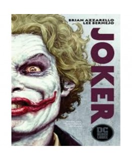 Comic Joker Dc Black Label Edition