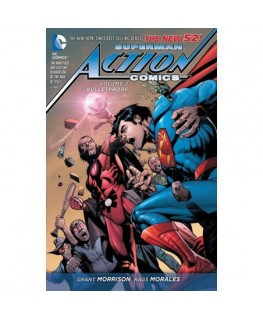 Superman: Action Comics Vol. 2: Bulletproof