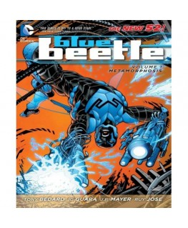 Comic Blue Beetle V.