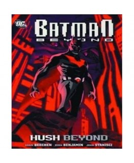 Comic Batman Beyond Hush Beyond