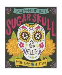 Mk Paint Your Own Sugar Skull