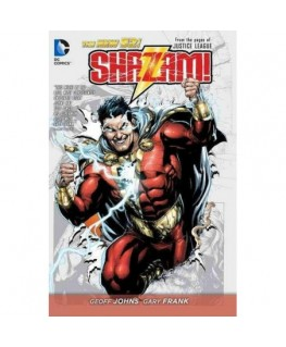Shazam! Vol. 1 (The New 52): From the Pages of Justice League