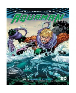 Comic Aquaman Vol. 3 (Rebirth)