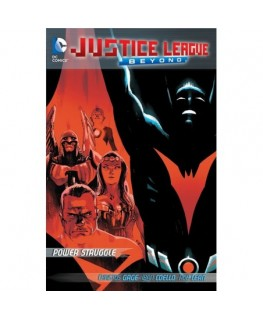 Justice League Beyond: Power Struggle