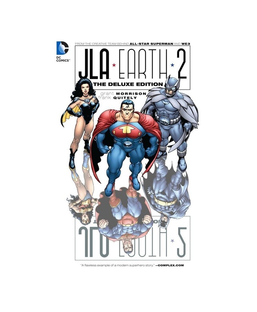 JLA Earth 2