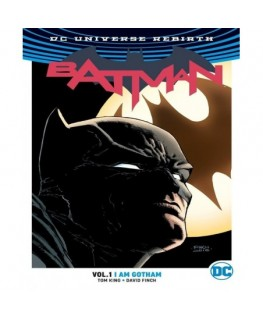Comic Batman Volume 1 Rebirth