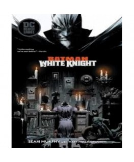 Comic Batman White Knight