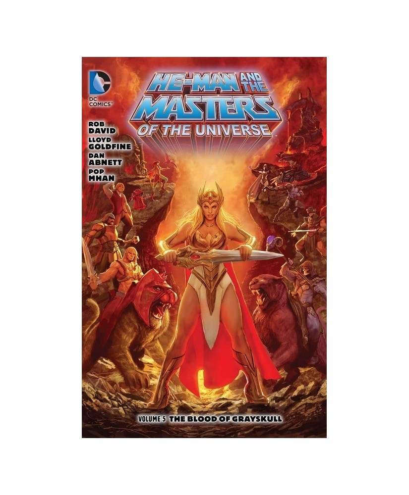 He-Man and the Masters of the Universe Vol. 5: The Blood of Grayskull