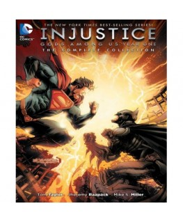 Comic Injustice Year One