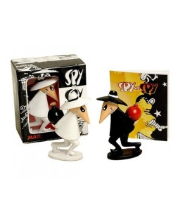 Mk Spy vs. Spy (Miniature Editions)