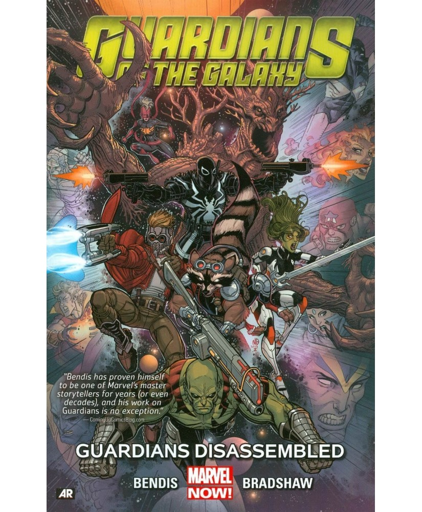 Guardians of the Galaxy Vol. 3: Guardians Disassembled