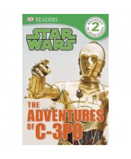 DK Readers L2: Star Wars: The Adventures of C-3PO (DK Readers Level 2)