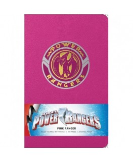 Power Rangers: Pink Ranger Hardcover Ruled Journal (Insights Journals)
