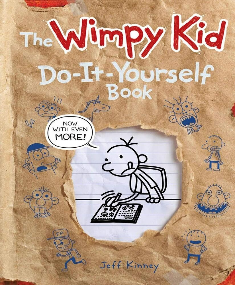 Wimpy Kid Do It Yourse