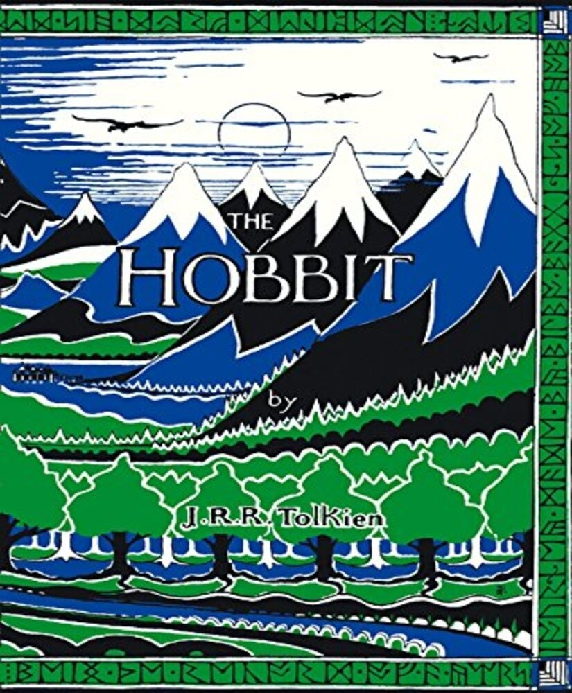 Hobbit Facsimile First Edition The