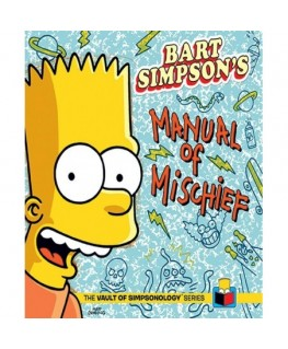 Bart Simpson Manual Of Mischief