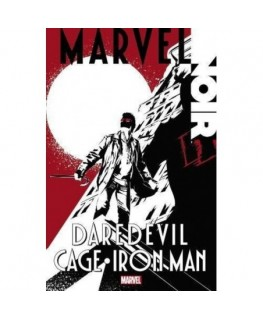 Marvel Noir: Daredevil/Cage/Iron Man