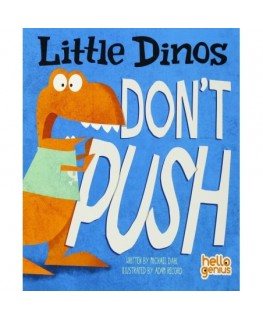Little Dinos Dont Push