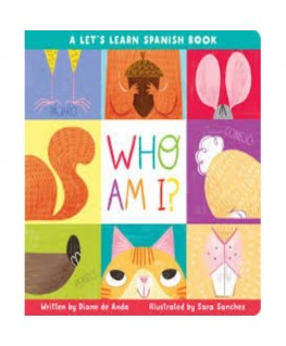Who Am I A Let S Learn Spanish Book