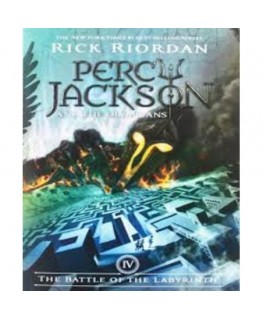 Percy Jackson And The Olympians Book Fou