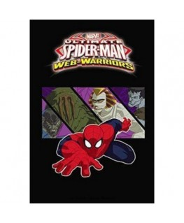 Marvel Universe Ultimate Spider-Man: Web Warriors Vol. 3