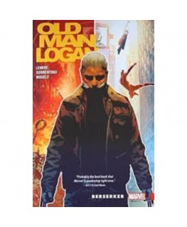 Wolverine: Old Man Logan Vol. 1: Berzerker (Wolverine: Old Man Logan (2015))