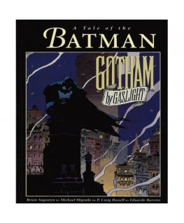 Comic Batman Gotham By Gaslight