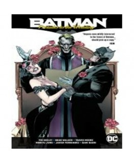 Comic Batman Preludes