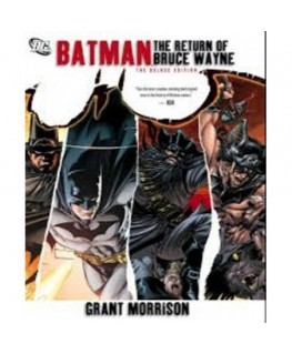 Comic Batman The Return Of Bruce Wayne T