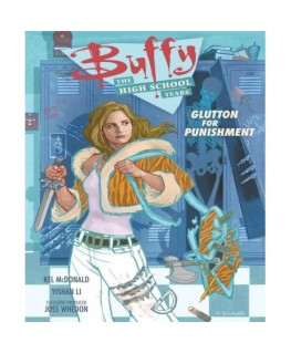 Comic Buffy The High School Years Glutto