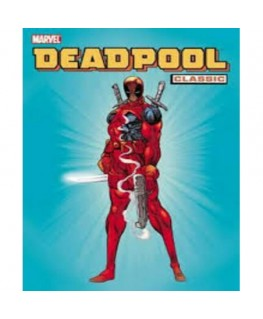 Comic Deadpool Classic Vol 1