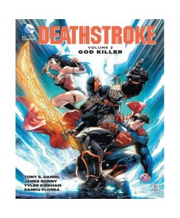 Comic Deathstroke Vol 2