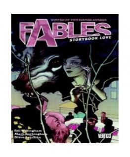 Comic Fables Vol 3 Story Book Love