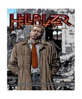 Comic Hellblazer Jc Vol 04 The Family Ma