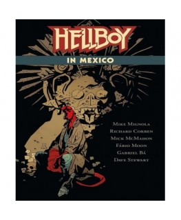 Comic Hellboy In Mexico Tpb