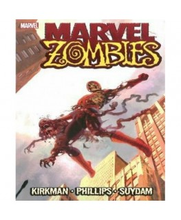 Comic Marvel Zombies