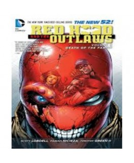 Comic Red Hood Outlaws Vol 3 Death Famil