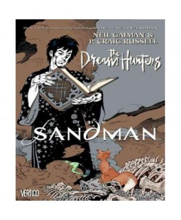 Comic Sadman The Dreams Hunters