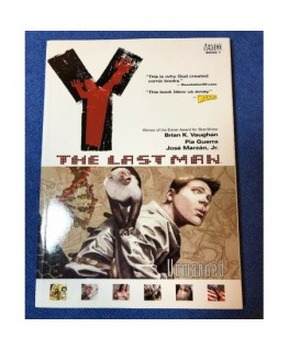 Comic The Last Man