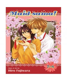 Maid Sama 2 In 1 Edition Vol 4