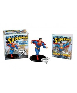 Superman: Collectible Figurine and Pendant Kit (RP Minis)