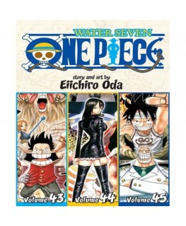 One Piece 3 In 1 Vol 15