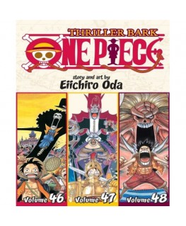 One Piece 3 In 1 Vol 16