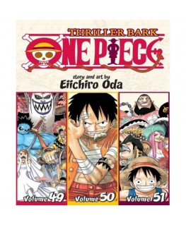 One Piece 3 In 1 Vol 17