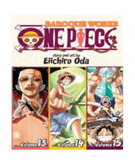 One Piece Baroque Words 13 14 15 Vol 5
